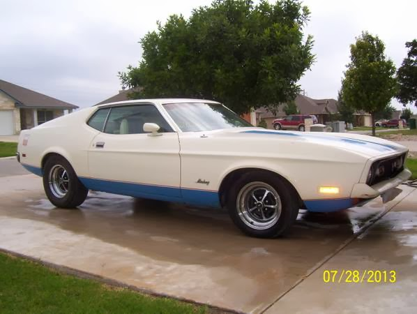 Daily Turismo 15k Olympic Special 1972 Ford Mustang Olympic