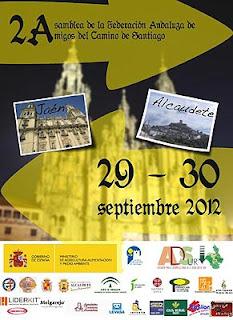 Asamblea de las asociaciones del Camino de Santiago de Andalucía