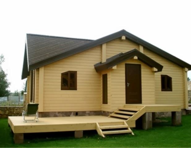 Demikian beberapa inspirasi desain mengenai desain rumah kayu ...