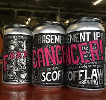 Scofflaw has special Basement IPA to fight cancer!