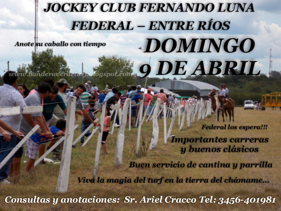 Federal domingo 9