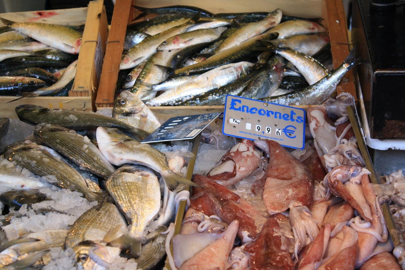 Le petit bar paris markets for Bud s fish market