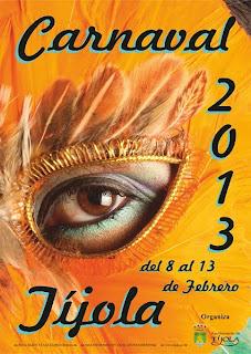 Carnaval de Tíjola 2013