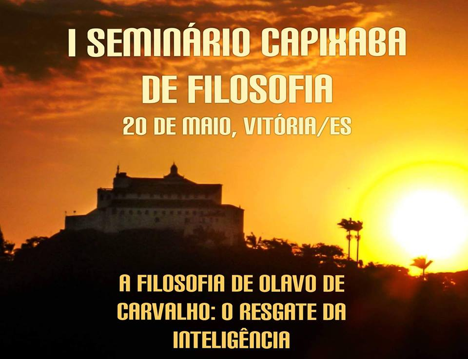 I Seminário Capixaba de Filosofia