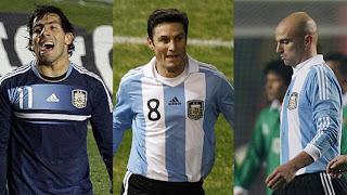 Convocados de Argentina Eliminatorias