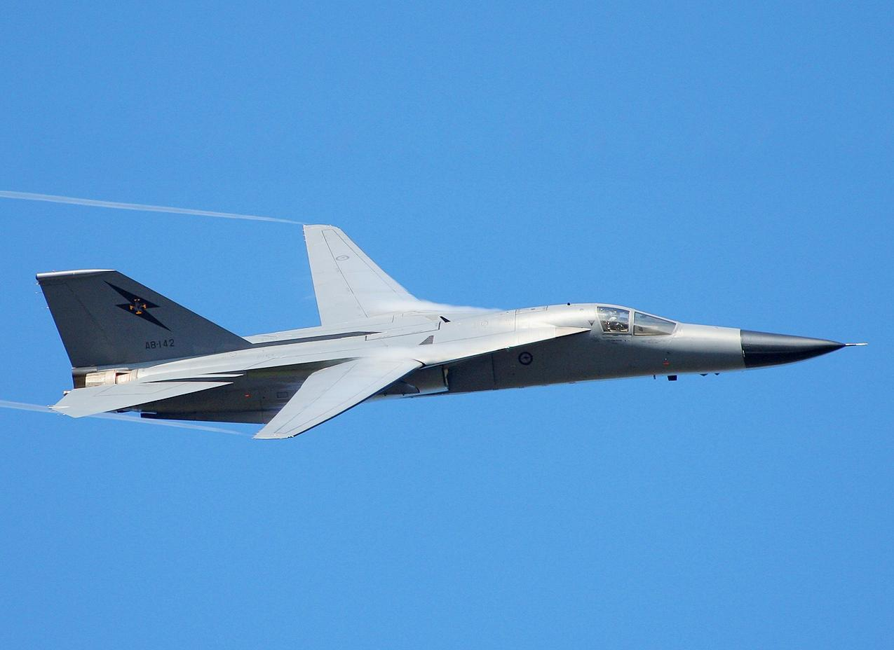 The General Dynamics F-111