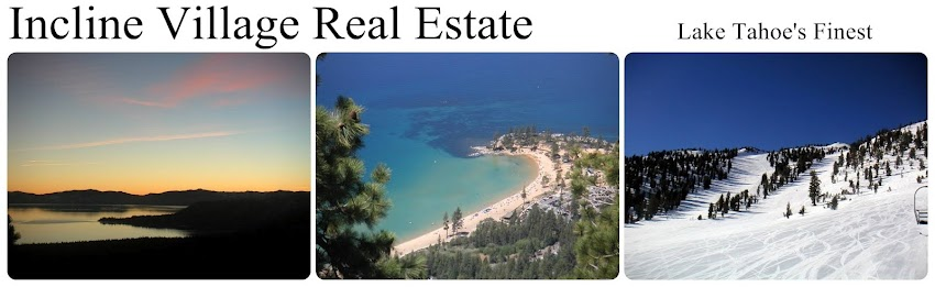 INCLINE VILLAGE REAL ESTATE