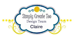 Honoured to be on the Design Team for Simply Create Too
