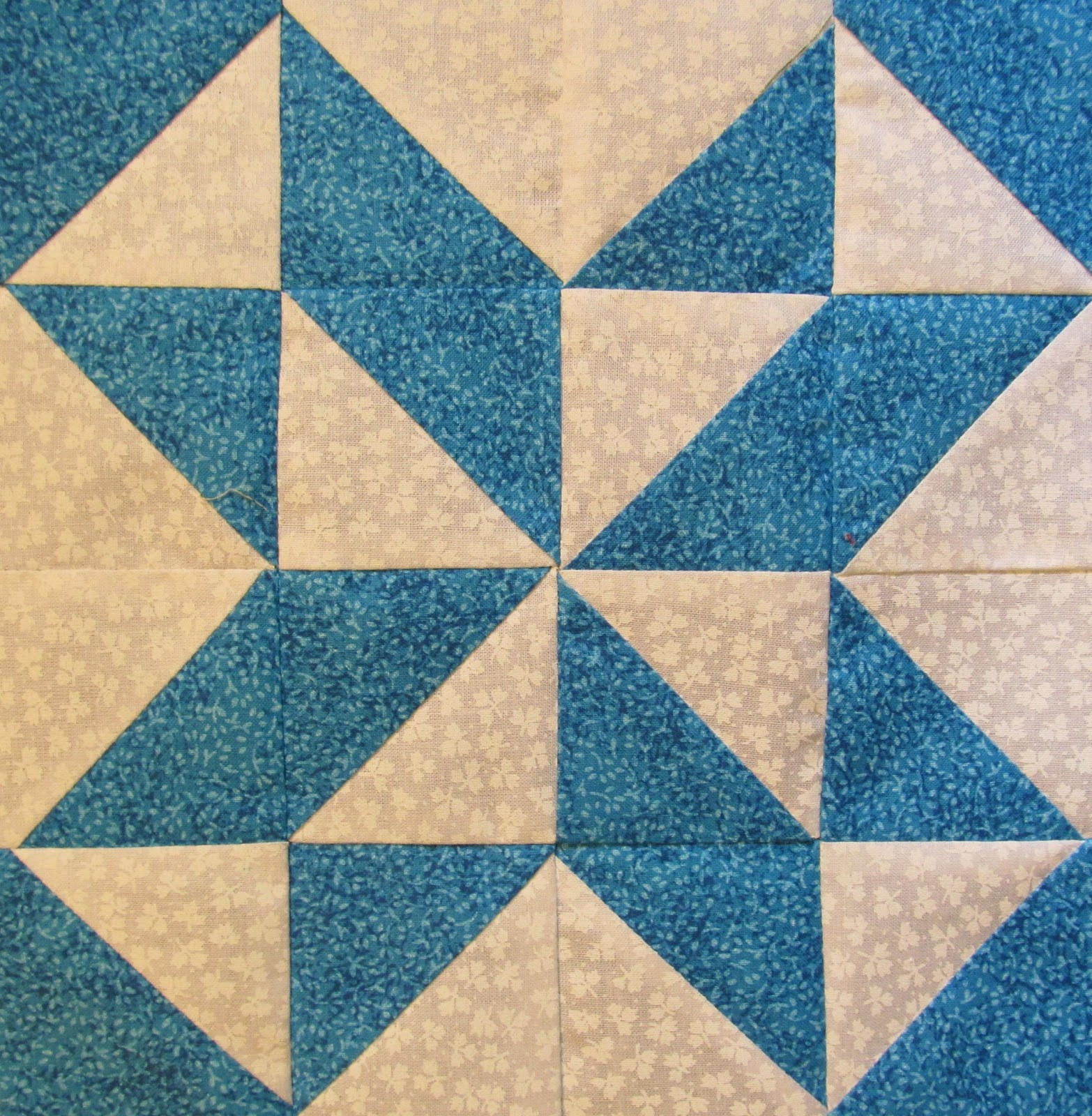 Free Quilt Patterns And Blocks : The Quilt Ladies Book Collection: Star Quilt Block Pattern for YOU