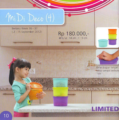 Promo Tupperware | Katalog Promo Tupperware September 2012