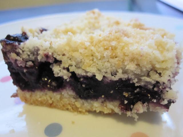 Smitten Kitchen Blueberry Cake