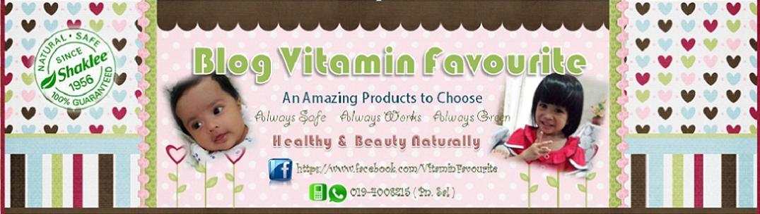 Blog Vitamin Favourite