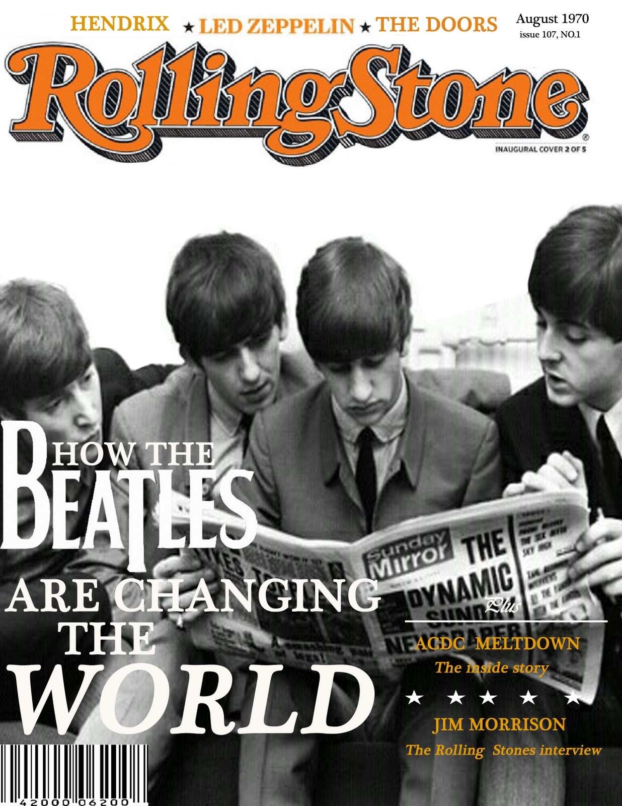 Music N' More: Rolling Stone Magazine Covers Rolling Stone Magazine