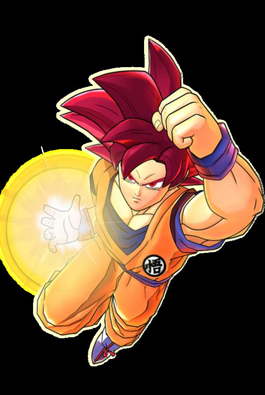 Comment dessiner sangoku super sayen 7 - Sangoku super saiyan god ...
