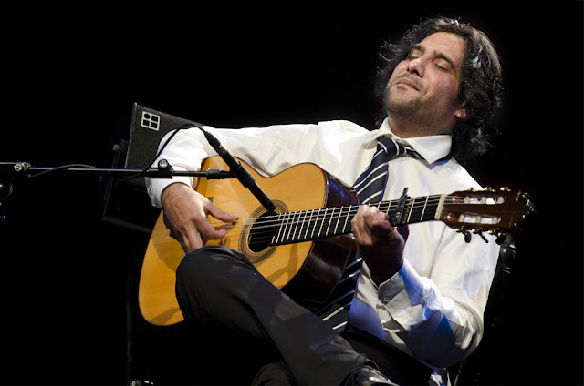 Niño Josele - Festival Flamenco Bankia - Teatro Circo Price (Madrid) - 10/2/2012