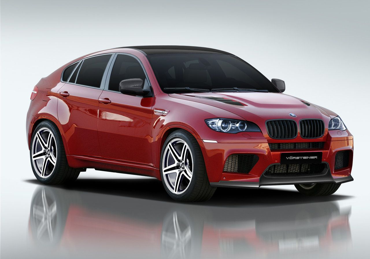 Wallpapers Cars Bmw X6 2012