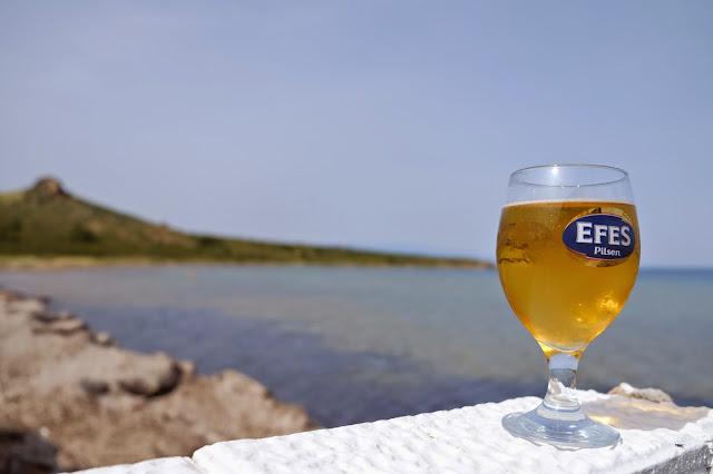 cunda-ayvalik-cataltepe-efes-soguk bira