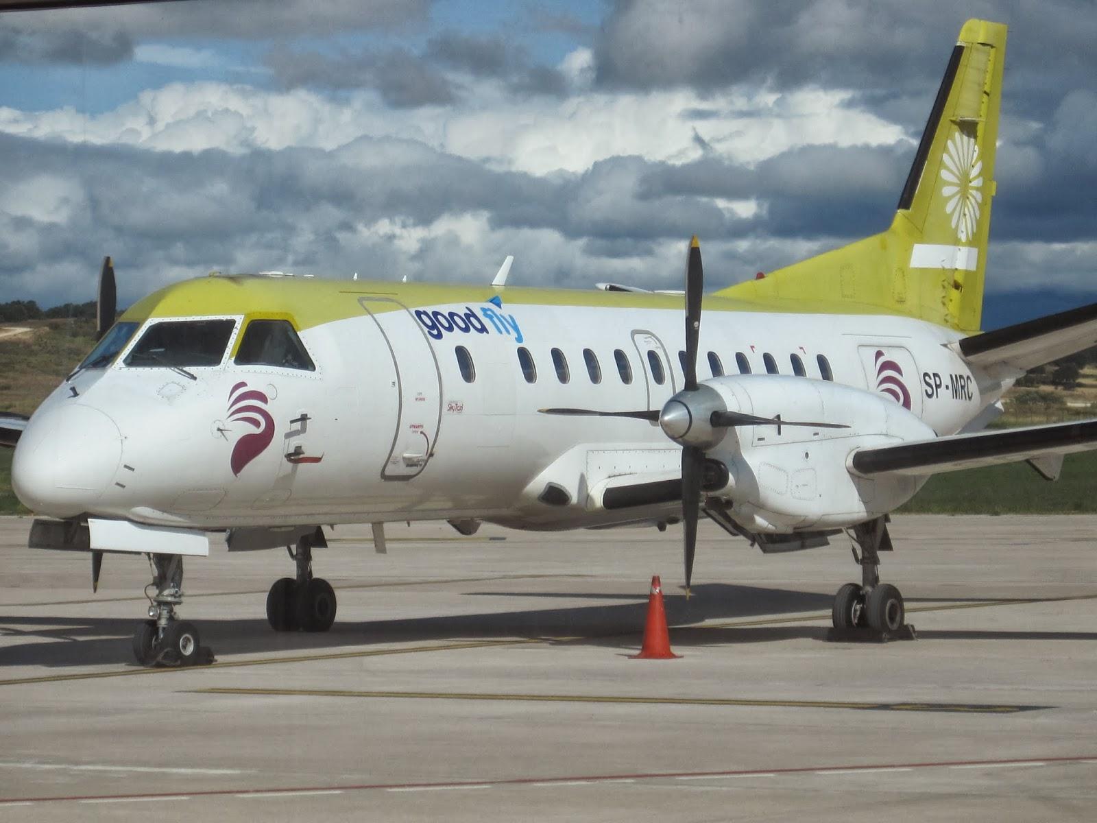 avion saab 340
