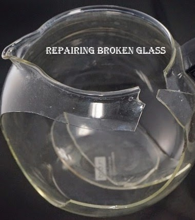 How to Use UV Adhesive for Repairing Broken Glass