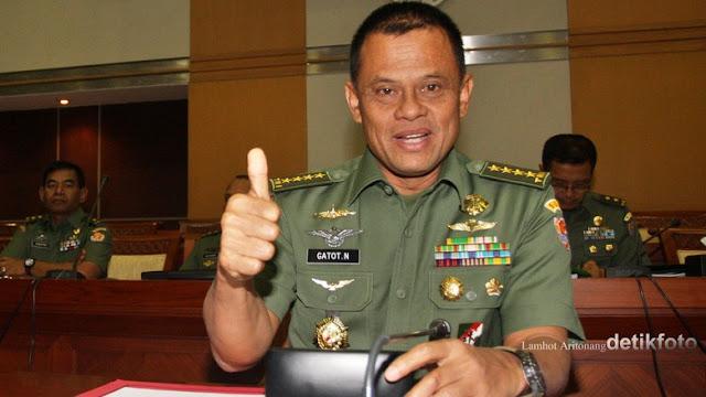 Panglima TNI Tegaskan Indonesia Tak Ada Kerja Sama dengan CIA