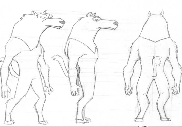 douglas deri, deri, deriart, cartoon  lobo, cartoon wolf, lobo, model sheet, modelsheet, wolf, sketch, sketchbook