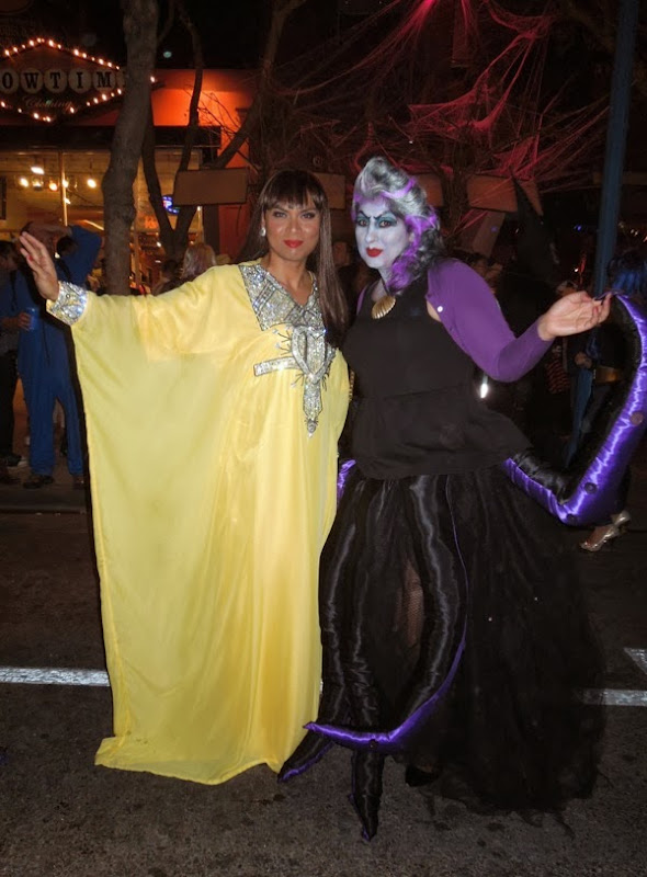West Hollywood Halloween Carnaval costumes 2013