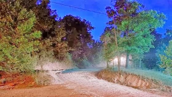 Το ανεξήγητο φως από το «Μονοπάτι του Διαβόλου» στο Μιζούρι