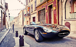 "Jaguar E-Type ""Eagle Speedster"""