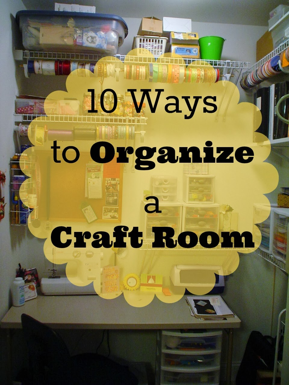 Southern scraps organize it the craft room 10 ways for How to organize your room and closet