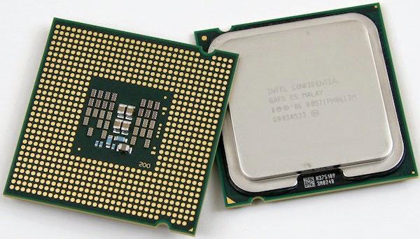 المعالج Processeur processor CPU