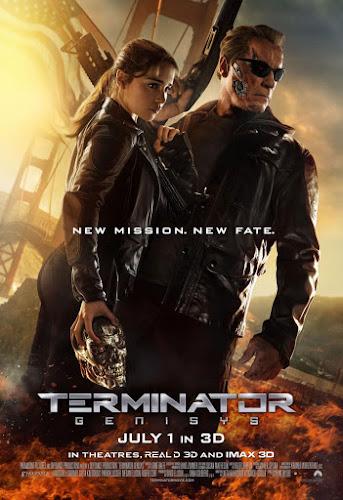 Terminator Genisys (BRRip 720p Dual Latino / Ingles) (2015)