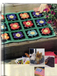 книги о вязании, вязание крючком, Blizzard Vicki - Big Book of Scrap Crochet Projects - 2003