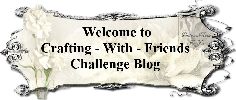 Crafting With Friends Challenge