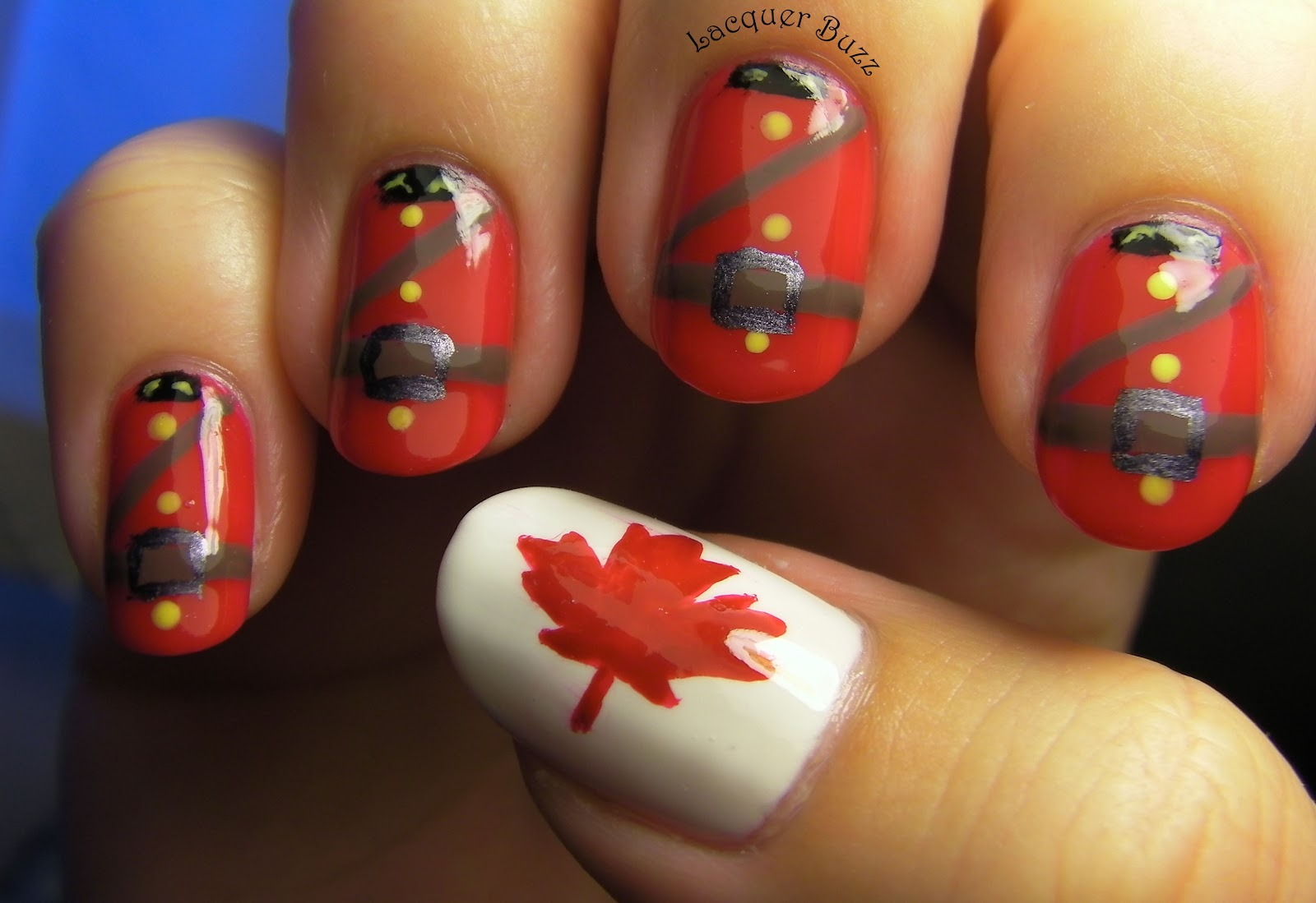 Lacquer Buzz: Where In The World Challenge: Canada