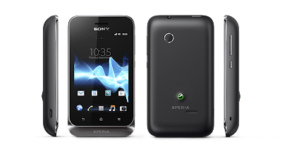 Sony Xperia tipo dual Serene black