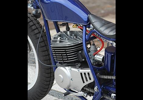 Mas preciosidades.... Yamaha+DT+250+by+Gravel+Crew+04