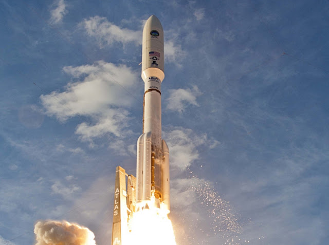 United Launch Alliance (ULA) Atlas 5 rocket