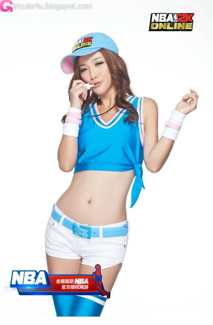4 NBA2K Online-very cute asian girl-girlcute4u.blogspot.com