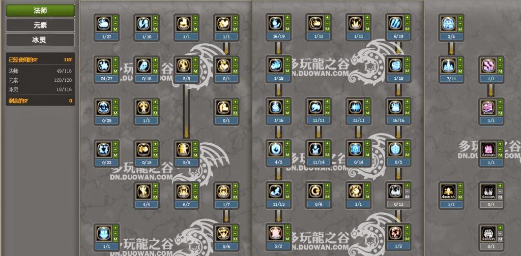 Hybrid Elestra Skill Build