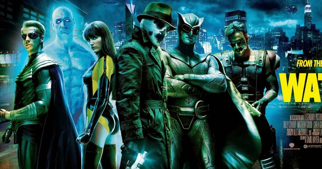 Watchmen movie secrets