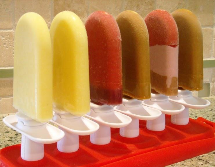 Diabetics Rejoice!: Fruit Ice Pops