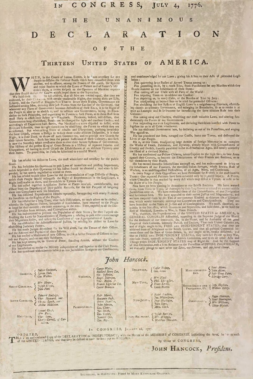 thomas jefferson the declaration of independence Thomas jefferson declaration of independence text analysis & summary for kids of all ages activities in analysis, vocabulary, themes, ethos, pathos, logos, & more.