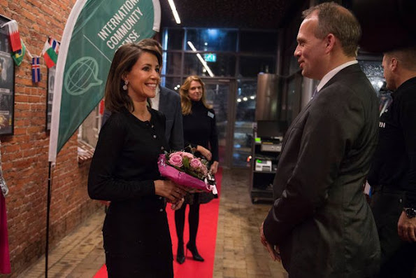 International Community Odense is officially launched by Princess Marie of Denmark and Deputy Mayor Steen Møller. International Community Odense (The International Network of Odense) is a network for expats in Odense