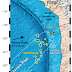 Subducting seamounts blocked a big quake in Chile
