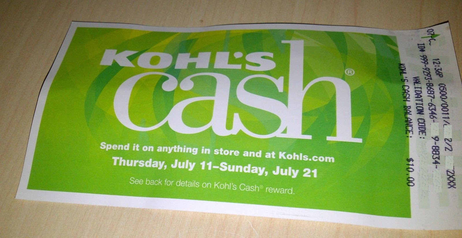 kohls Kohls 30 off coupon code in store 49k likes share kohls friends and family coupons and events here get latest kohls 30% off coupon code 2018 and.