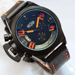 Welder K-27 Black Orange