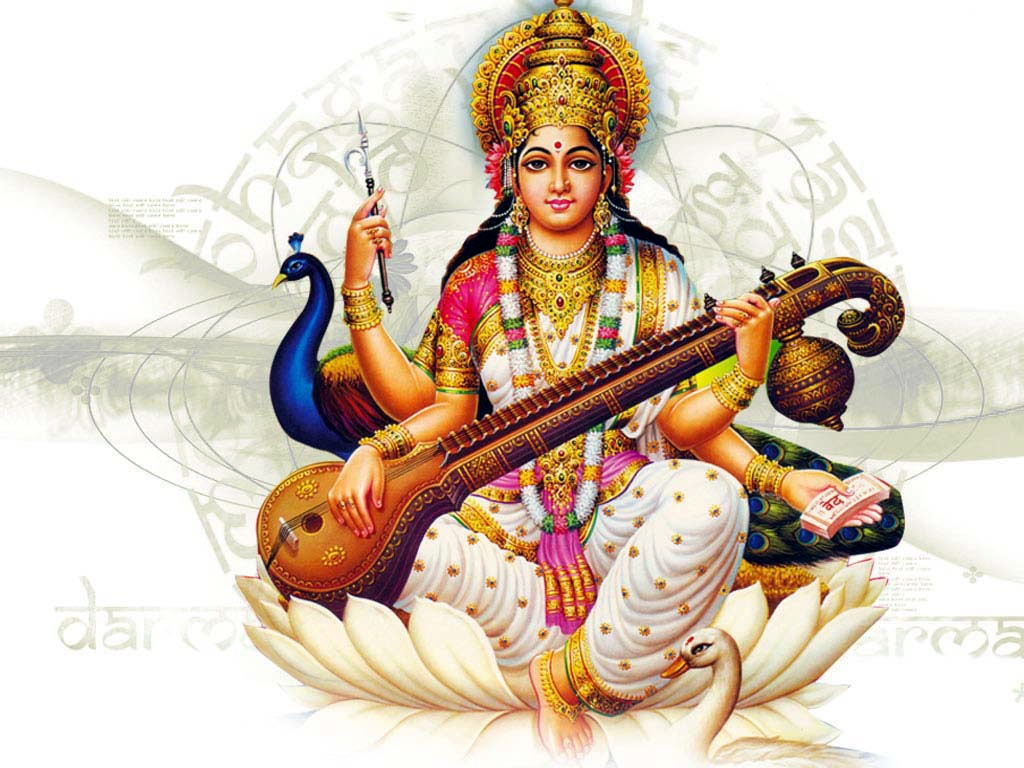 saraswati: hindu goddess essay Hindu festivals essays:  home » essay » hindu festivals   the final set of three days is spent in worshipping the mother as the goddess of wisdom, saraswati.