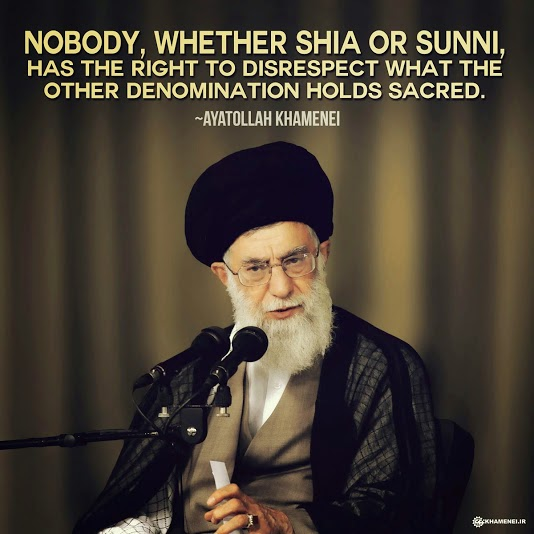 Unity between Shia and Sunni Muslims