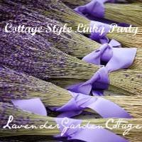 http://lavendergardencottage.blogspot.se/2014/01/cottage-style-party-cozy-winter-update.html