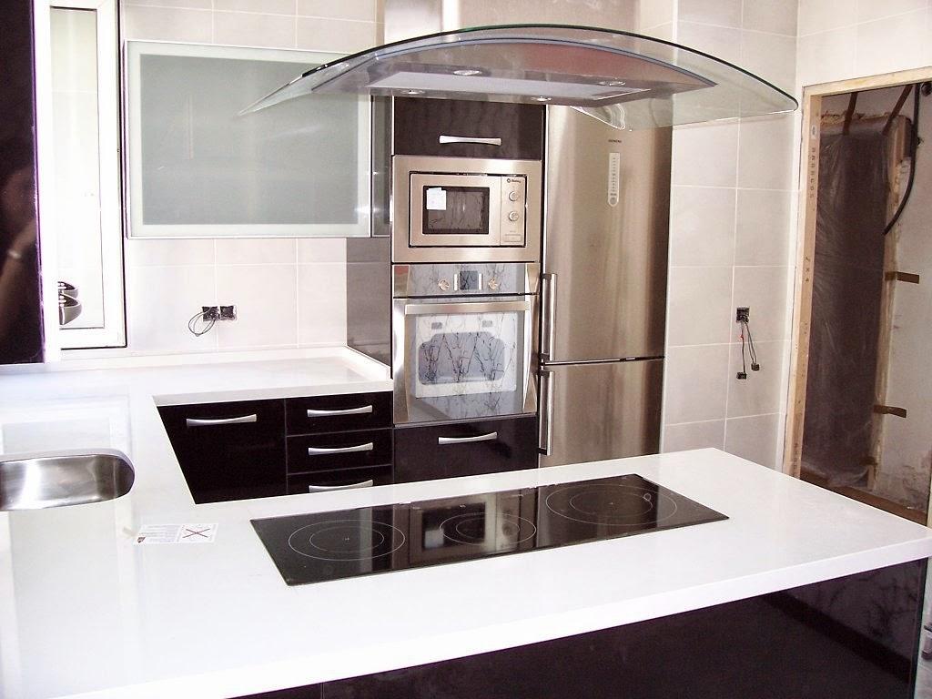 Tus muebles de cocina el problema del humo en la cocina - Ruido extractor cocina ...